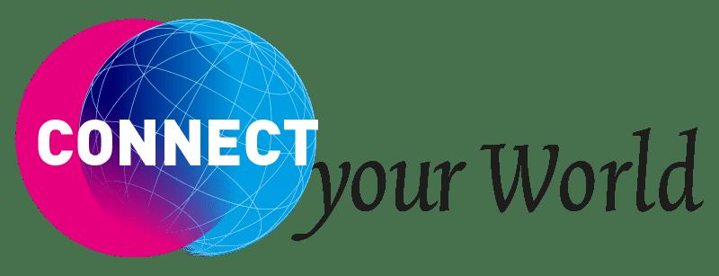 Logo SEO Bureau Connect your World uit Den Haag