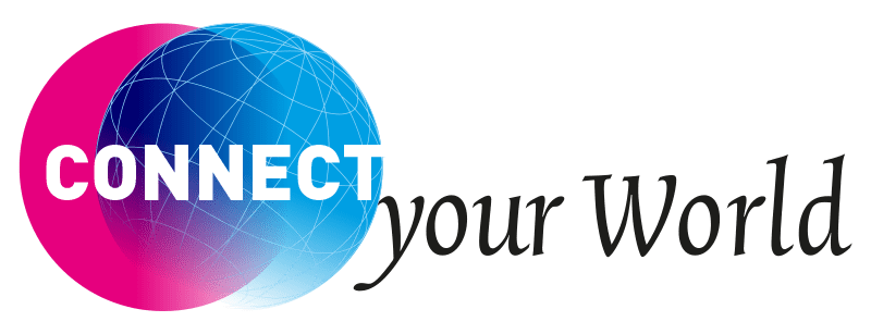 Connect your World, specialist in SEO & Content Marketing uit Den Haag, logo