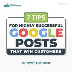 Google Posts, Google Mijn Bedrijf