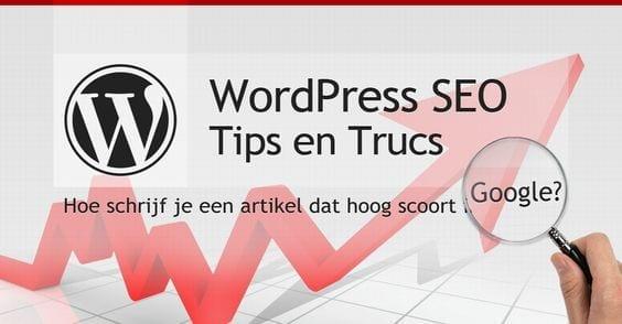Wordpress SEO, SEO in WordPress