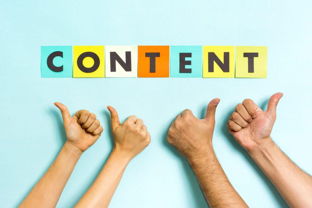 SEO content, Backlinks
