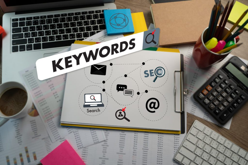 SEO zoekwoorden, zoekwoorden, zoekwoordenonderzoek