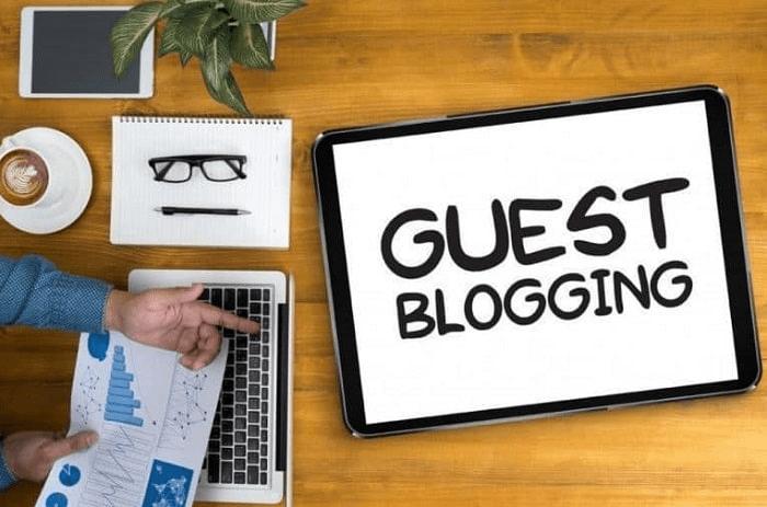 Linkbuilding, gastbloggen