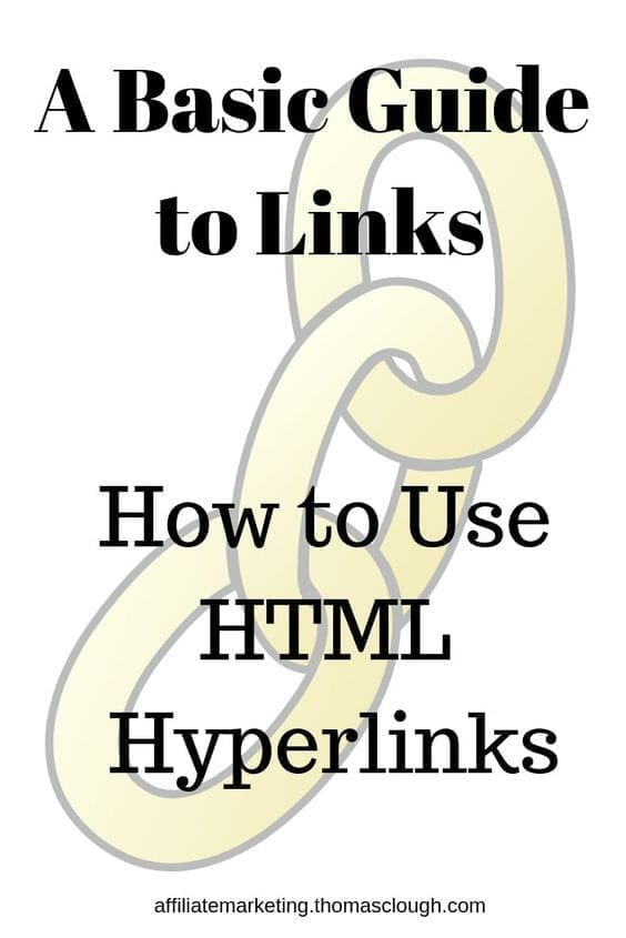 SEO webteksten hyperlinks