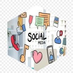 Social media Den Haag, Sociale media