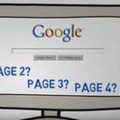 Bovenaan in Google, Bovenaan bij Google