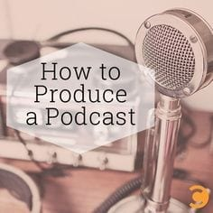 Content Marketing Checklist, Podcast