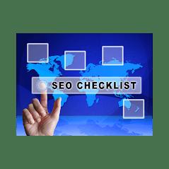 SEO checklist, SEO checklists