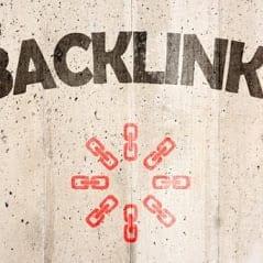 SEO webteksten, hyperlinks, backlinks