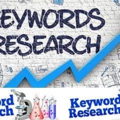 SEO zoekwoorden, zoekwoordenonderzoek
