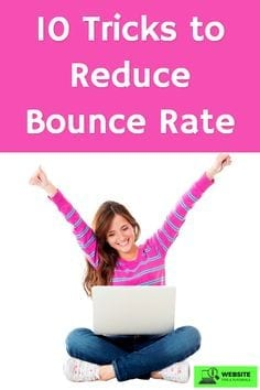 bounce rate, bouncerate, SEO specialist Delft