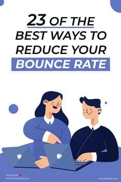 bounce rate, bounce rate, SEO specialist Leiden
