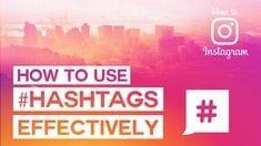 Hashtags, Social media checklist, Social media marketing