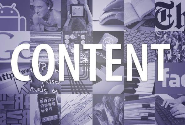 Verouderde content, Content Den Haag