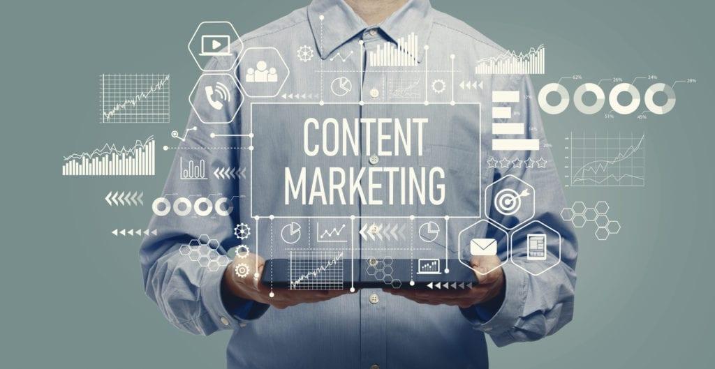 Content creeren, Verouderde content updaten, Content Den Haag