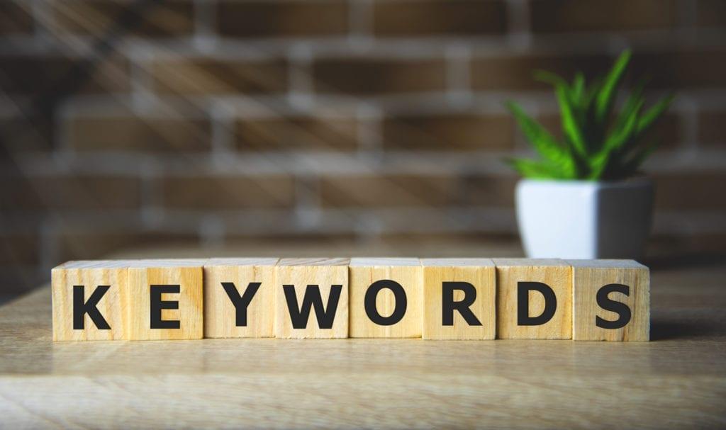 zoekwoordenonderzoek, SEO specialist Den Haag, Longtail keywords