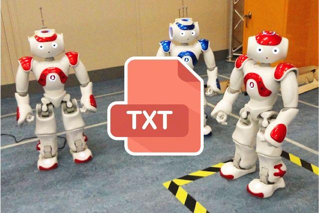 sitemap robots txt, technische SEO